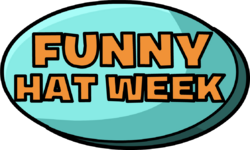 FunnyHatWeekLogo