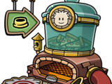 Puffle Snack Station
