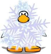 Snowflake Costume PC