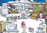 Svillage snow3