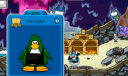 The 4 Star ClubPenguin