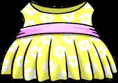 YellowSunDress