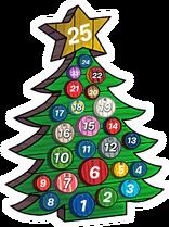 2016 Advent Calendar icon