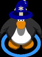 Blizzard Wizard Hat In-game