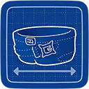 Blueprint Very Belted Pants icon