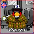 Detective look