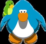 Green Parrot IG