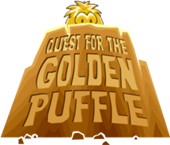 Quest For The Golden Puffle