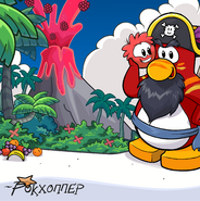 Rockhopper's Tropical Background photo ru