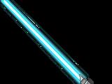 Sable de Luz Azul