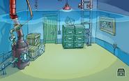 Sensei's Water Scavenger Hunt Boiler Room