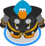 Thorarmorpenguin