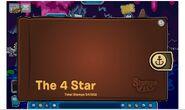 Album de estampillas de The 4 star
