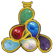 Amuleto de 8