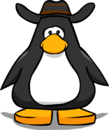 Black CowBoy Hat445566