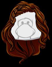 Cabellera Cobriza icono