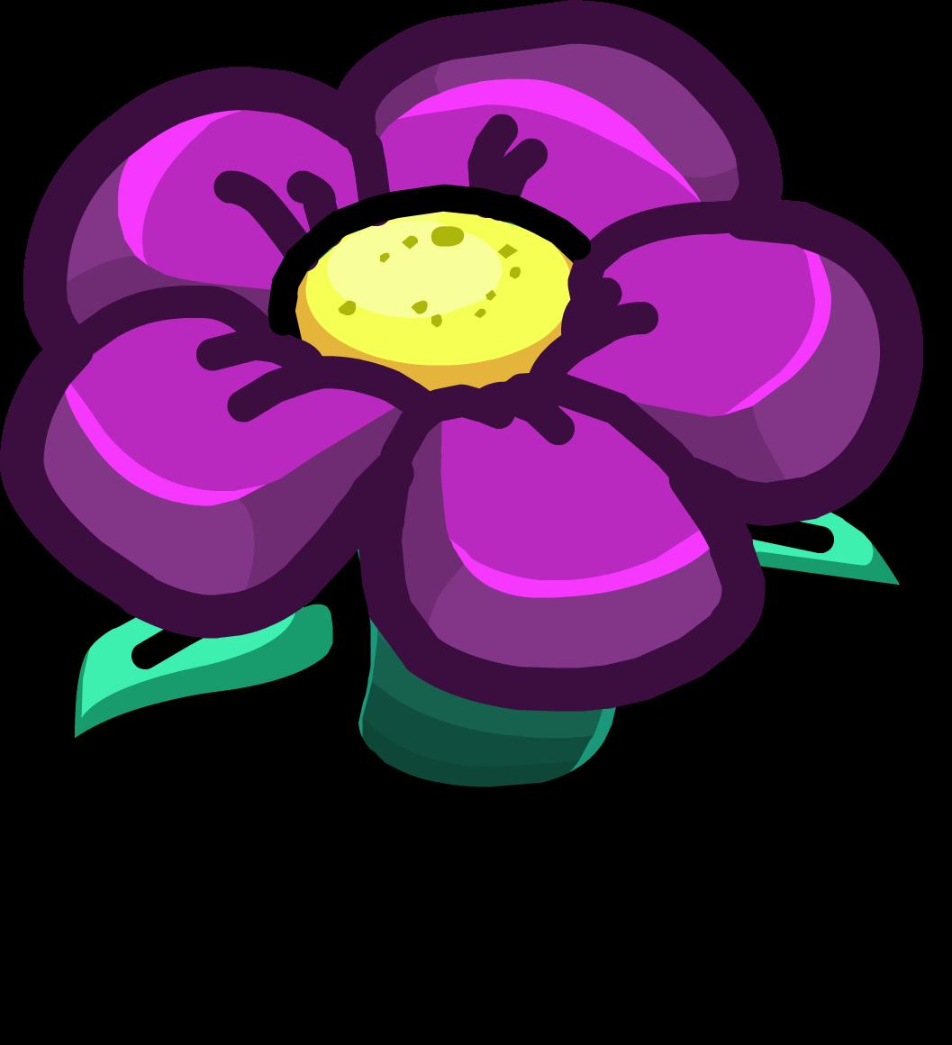 Výsledek obrázku pro violet flower sprite png