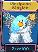 Mariposa Magica Ganador