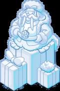 Merry Walrus Snow Sculpture sprite 001