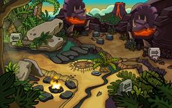 Prehistoric Party 2016 Yuck Swamp