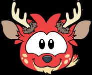 Puffle Ciervo Rojo sprites