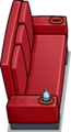 Red Designer Couch sprite 026