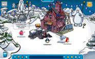 Snow Mine Shack