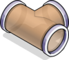 T-joint Puffle Tube sprite 065