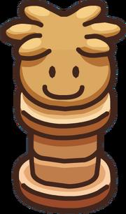Buzón del Hábitad de los Puffles icono