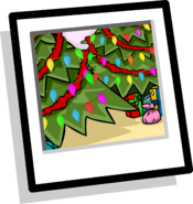 Christmas Trees Background icon