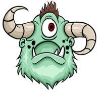 Green Cyclops clothing icon ID 1190-2