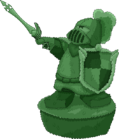 Knightly Shrubbery furniture icon