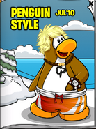 Penguin Style July 2010