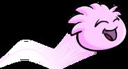 Pink PuffleBouncy5
