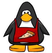 Pizza Apron cutout