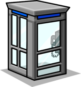 Telephone Box sprite 002