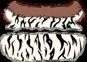 Zebra-print Dress icon