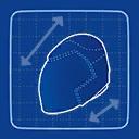 Casco de Motocicleta Modelo ICP