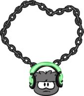 Dubstep Puffle Bling icon