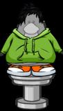 Penguin Mannequin sprite 003