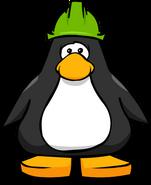 Sombrero verdee