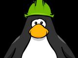 Casco Verde Oscuro