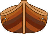 Wooden Canoe icon