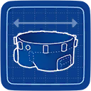 Blueprint Crate Co. Shorts icon
