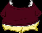 Cranberry Lemon Outfit icon