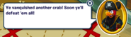 Pirate Party 2014 Rockhopper Dialogue - Pirate Crabs 3