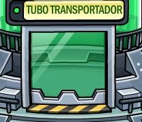Tubo transportador epf