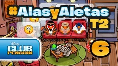 Alasyaletas Buscando compañero de aventuras Club Penguin oficial
