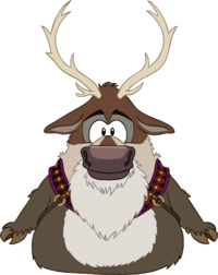 Disfraz de Sven icono