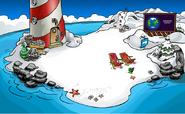 La Playa despues de la Fiesta de Navidad 2011
